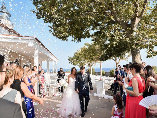 La boda de Albert y Ariana en Sant Cebria De Vallalta, Barcelona 15