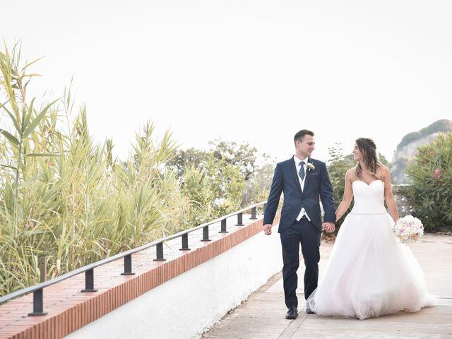 La boda de Albert y Ariana en Sant Cebria De Vallalta, Barcelona 17