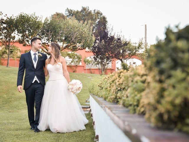 La boda de Albert y Ariana en Sant Cebria De Vallalta, Barcelona 20