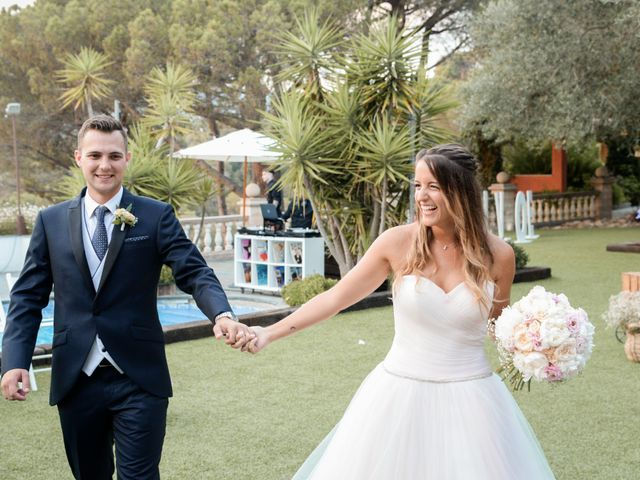 La boda de Albert y Ariana en Sant Cebria De Vallalta, Barcelona 21