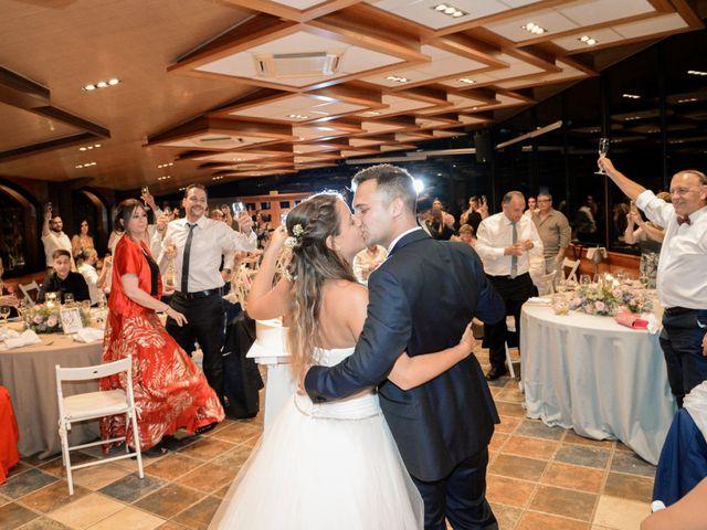 La boda de Albert y Ariana en Sant Cebria De Vallalta, Barcelona 23