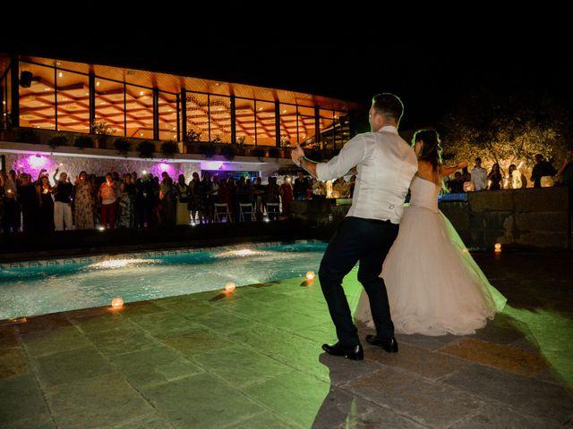 La boda de Albert y Ariana en Sant Cebria De Vallalta, Barcelona 25