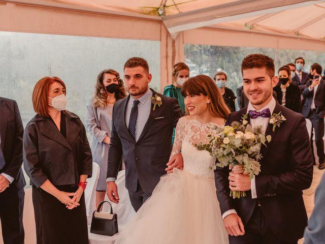 La boda de Carlos y Ane en Pueblo Zizurkil, Guipúzcoa 55