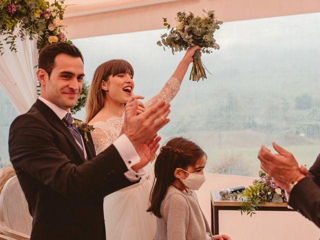 La boda de Carlos y Ane en Pueblo Zizurkil, Guipúzcoa 60