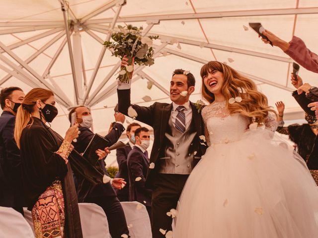 La boda de Carlos y Ane en Pueblo Zizurkil, Guipúzcoa 63