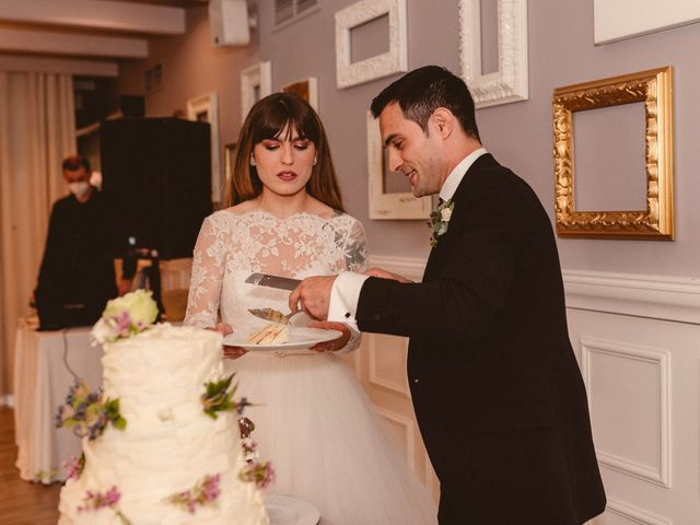 La boda de Carlos y Ane en Pueblo Zizurkil, Guipúzcoa 74
