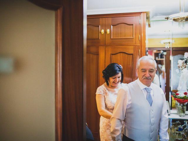 La boda de David y Cristina en El Molar, Madrid 2