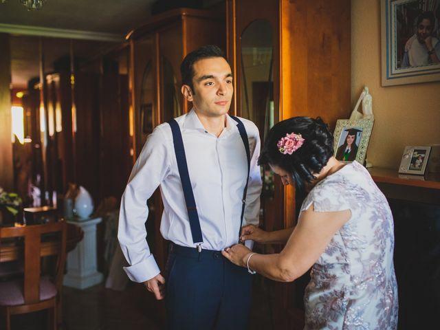 La boda de David y Cristina en El Molar, Madrid 13