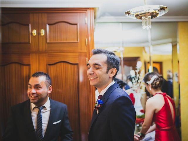 La boda de David y Cristina en El Molar, Madrid 28