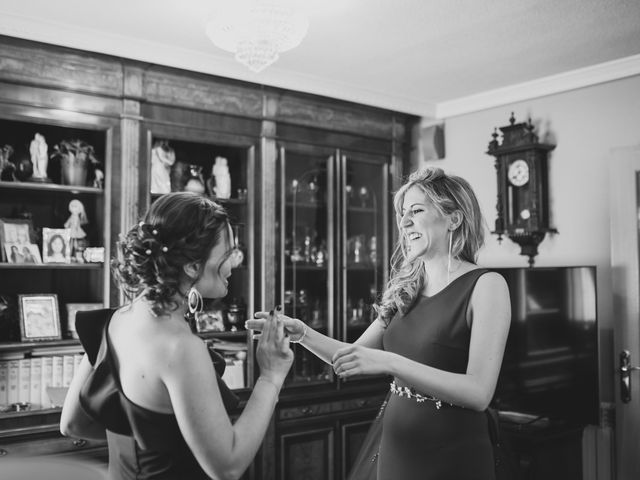 La boda de David y Cristina en El Molar, Madrid 48