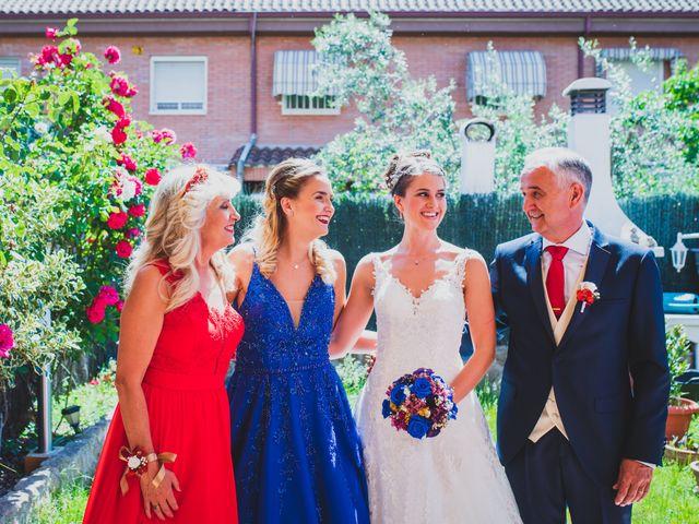 La boda de David y Cristina en El Molar, Madrid 73
