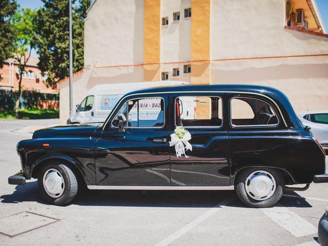 La boda de David y Cristina en El Molar, Madrid 74