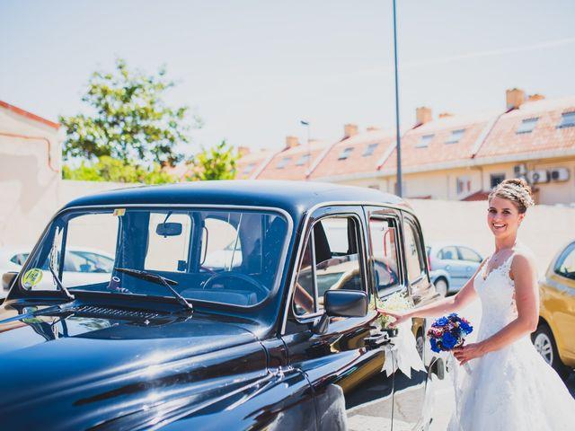 La boda de David y Cristina en El Molar, Madrid 75