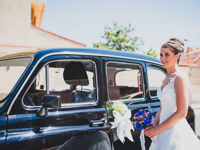 La boda de David y Cristina en El Molar, Madrid 76