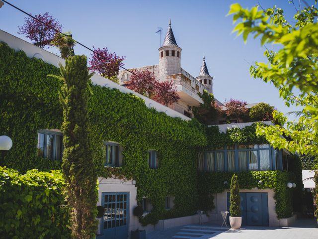 La boda de David y Cristina en El Molar, Madrid 80