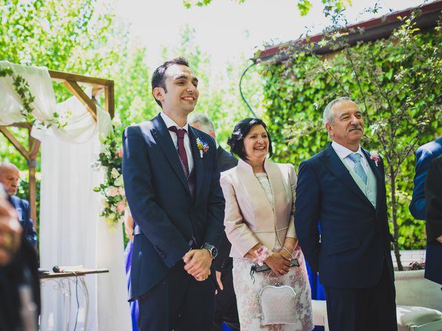 La boda de David y Cristina en El Molar, Madrid 95