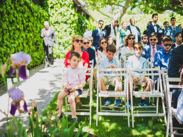 La boda de David y Cristina en El Molar, Madrid 97