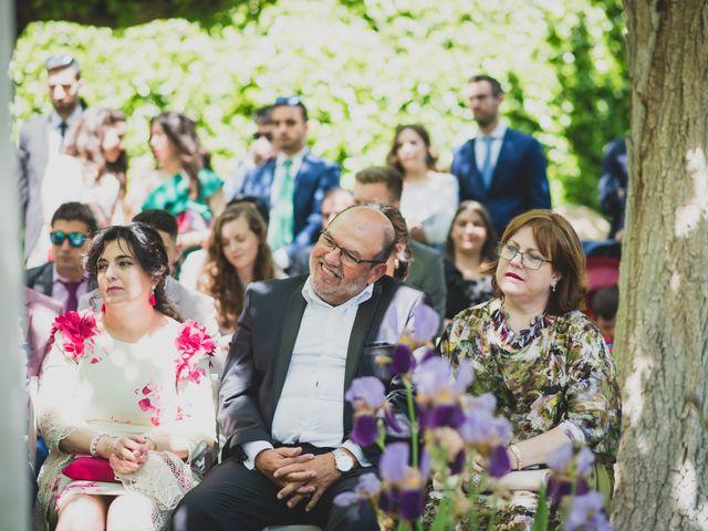 La boda de David y Cristina en El Molar, Madrid 98