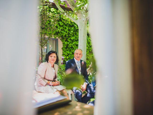 La boda de David y Cristina en El Molar, Madrid 99