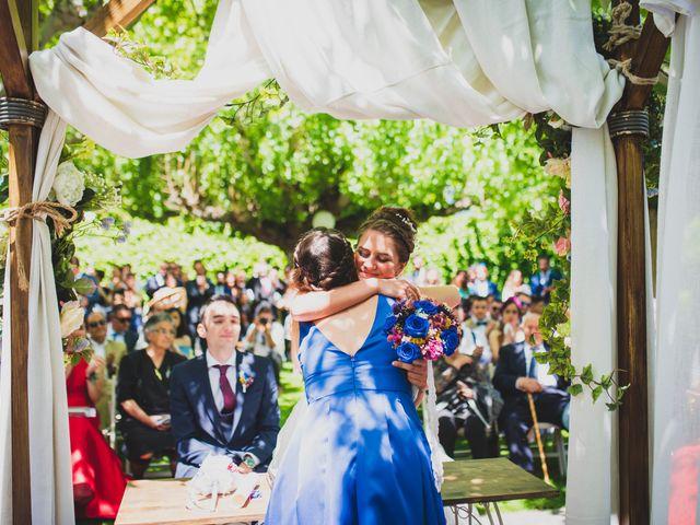 La boda de David y Cristina en El Molar, Madrid 101