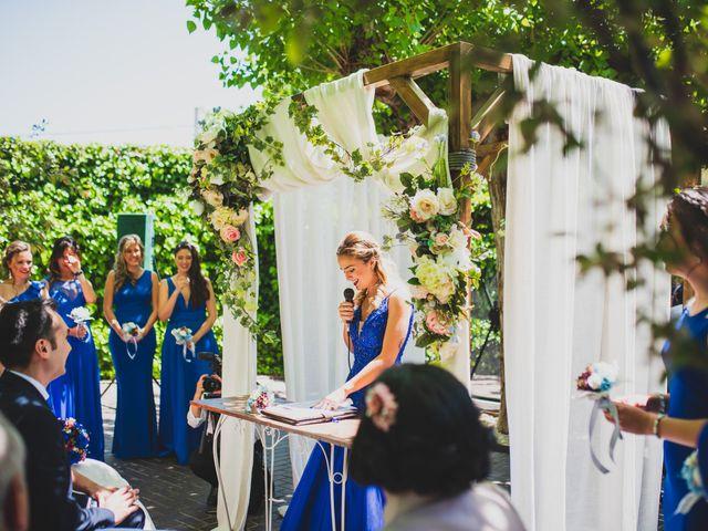 La boda de David y Cristina en El Molar, Madrid 104