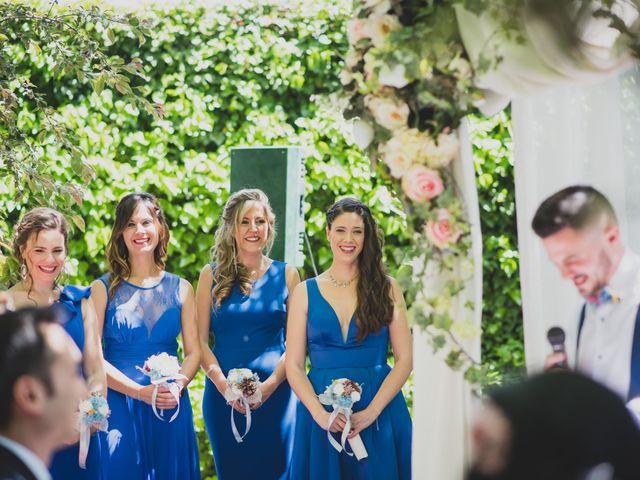 La boda de David y Cristina en El Molar, Madrid 106