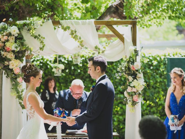 La boda de David y Cristina en El Molar, Madrid 107