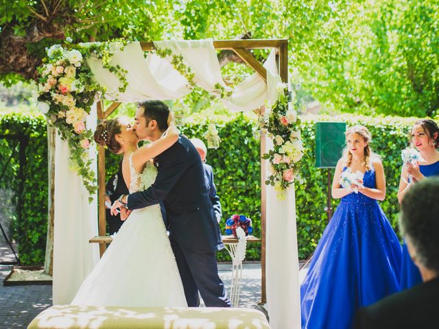 La boda de David y Cristina en El Molar, Madrid 108