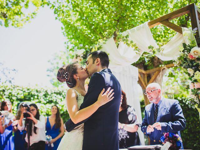 La boda de David y Cristina en El Molar, Madrid 109