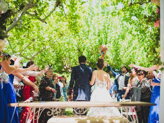 La boda de David y Cristina en El Molar, Madrid 110