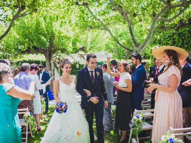 La boda de David y Cristina en El Molar, Madrid 111