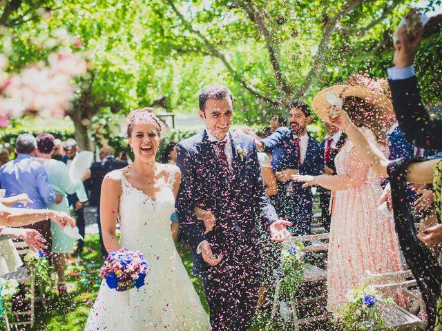 La boda de David y Cristina en El Molar, Madrid 112