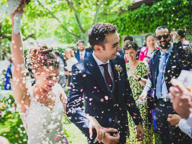 La boda de David y Cristina en El Molar, Madrid 113