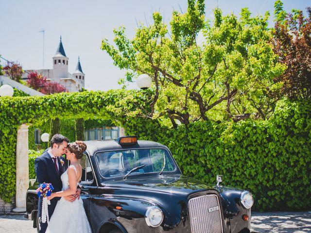 La boda de David y Cristina en El Molar, Madrid 115