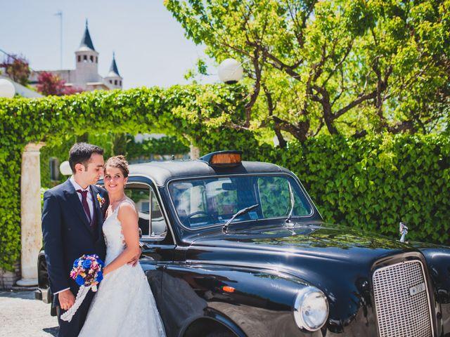 La boda de David y Cristina en El Molar, Madrid 116