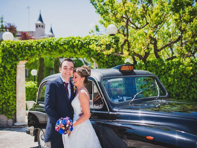 La boda de David y Cristina en El Molar, Madrid 118
