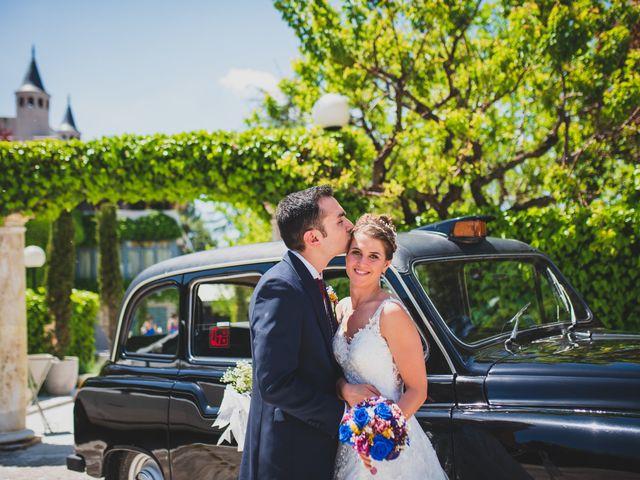 La boda de David y Cristina en El Molar, Madrid 120