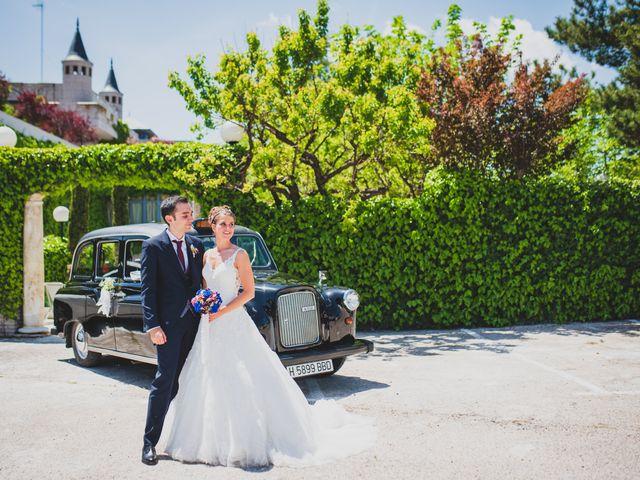La boda de David y Cristina en El Molar, Madrid 121