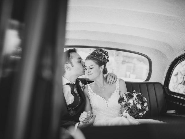 La boda de David y Cristina en El Molar, Madrid 125