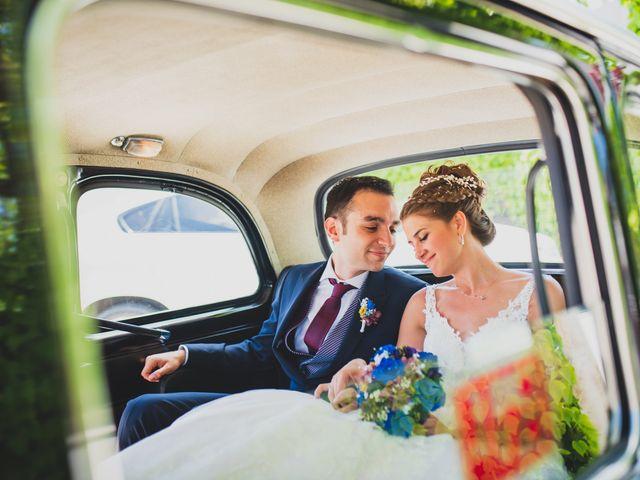 La boda de David y Cristina en El Molar, Madrid 128