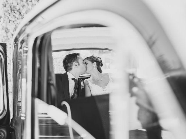La boda de David y Cristina en El Molar, Madrid 129