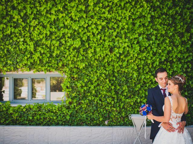 La boda de David y Cristina en El Molar, Madrid 132