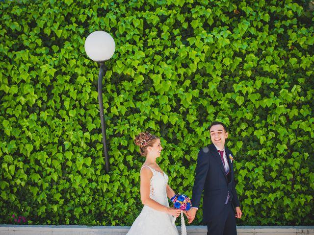 La boda de David y Cristina en El Molar, Madrid 134
