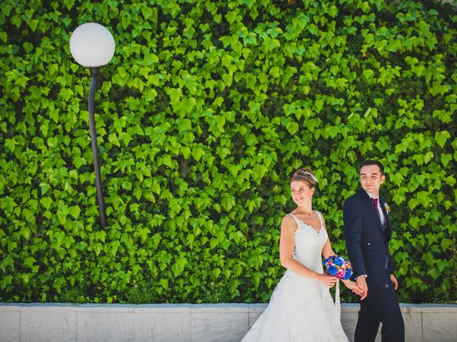 La boda de David y Cristina en El Molar, Madrid 135