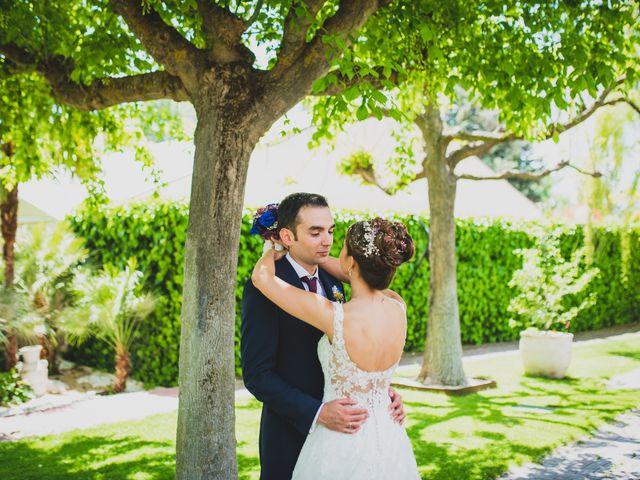 La boda de David y Cristina en El Molar, Madrid 137