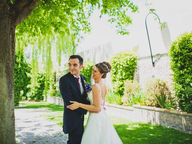 La boda de David y Cristina en El Molar, Madrid 138