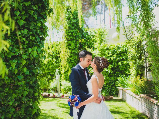 La boda de David y Cristina en El Molar, Madrid 139