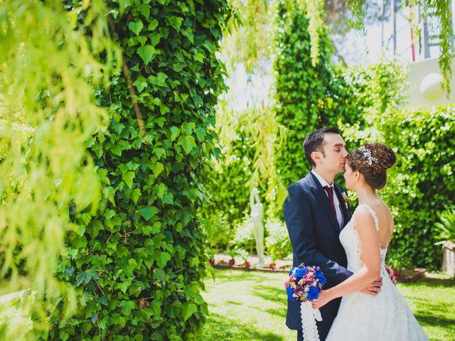 La boda de David y Cristina en El Molar, Madrid 140