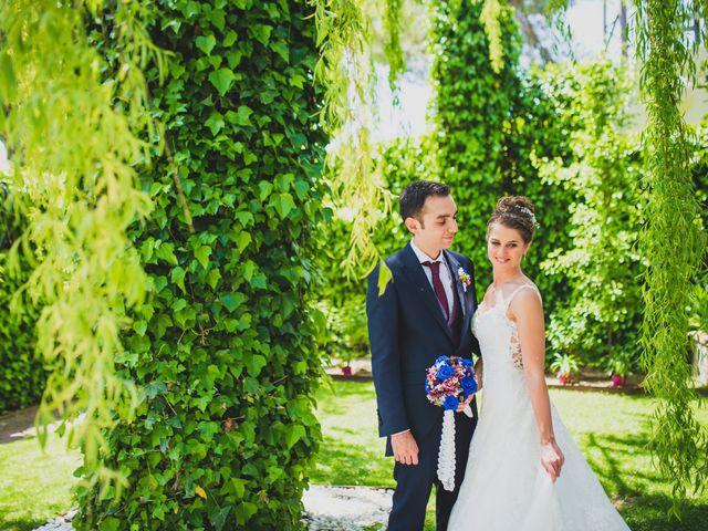 La boda de David y Cristina en El Molar, Madrid 141
