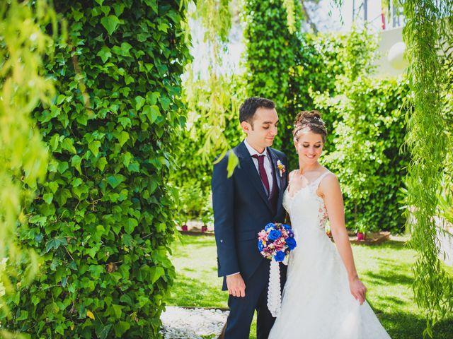 La boda de David y Cristina en El Molar, Madrid 142